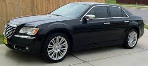 A jó kiállású Chrysler 300C